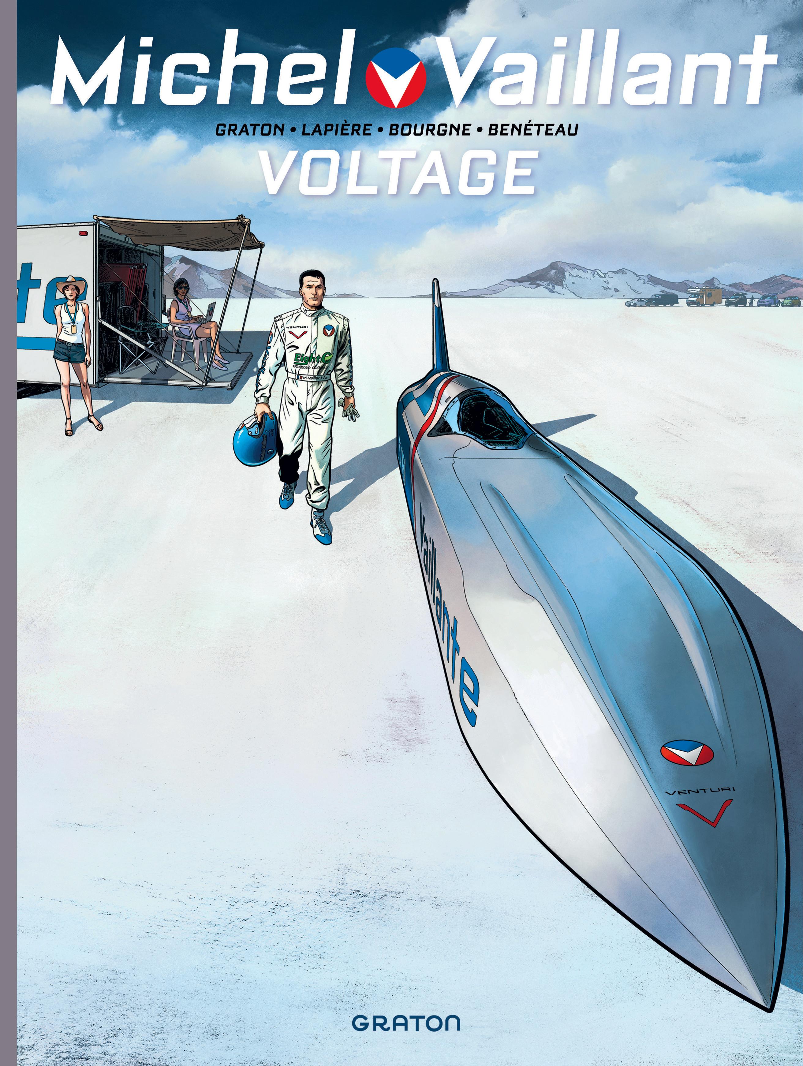 Michel Vaillant - Nouvelle saison 2 - Voltage