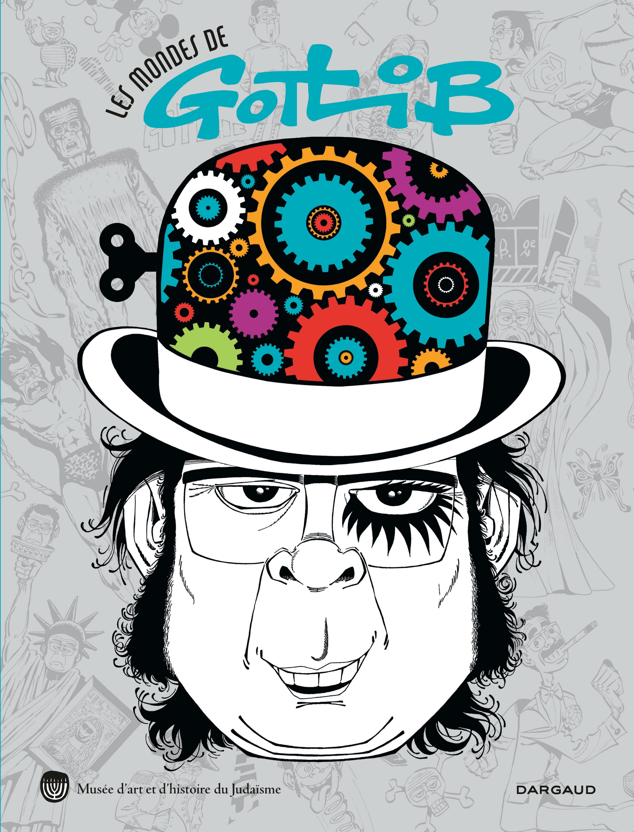 Les Mondes de Gotlib 1 - Mondes de Gotlib (Les)
