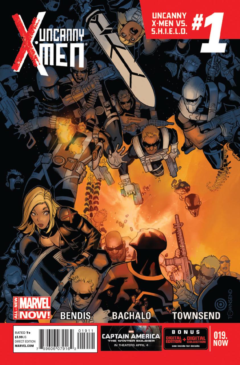 Uncanny X-Men 19 - Uncanny X-Men vs. S.H.I.E.L.D. Part 1