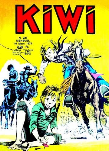 Kiwi 227 - La dame noire