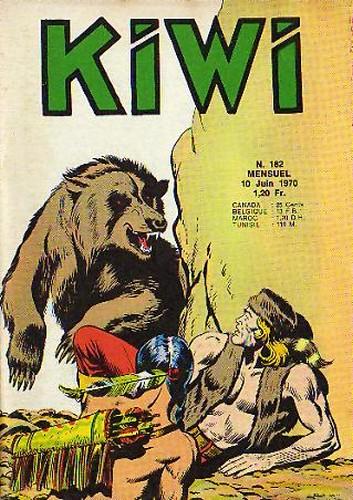 Kiwi 182 - Masque de cuir (1)
