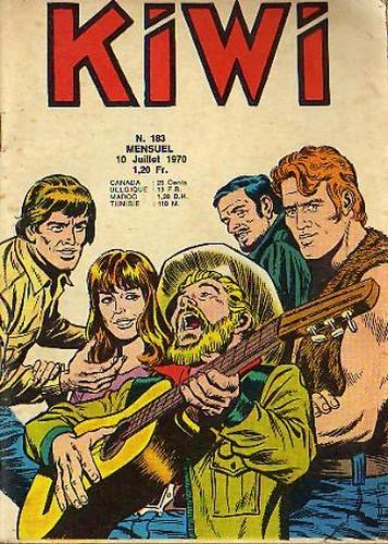 Kiwi 183 - Masque de cuir (2)