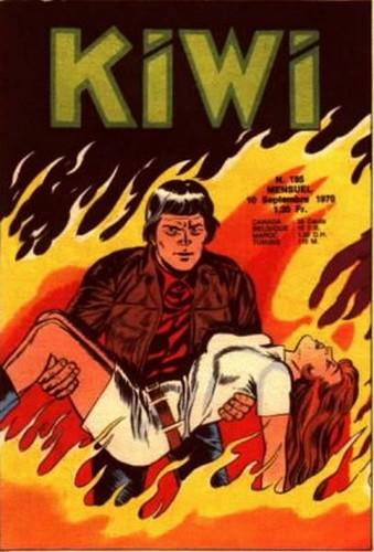 Kiwi 185 - La prise de Camp Vern