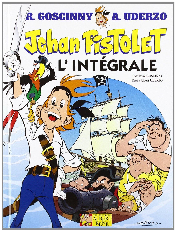 Jehan Pistolet 1 - L'intégrale Jehan Pistolet