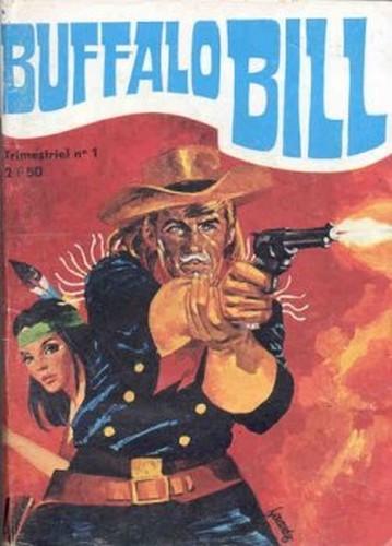 Buffalo Bill 1 - A la poursuite des mustangs