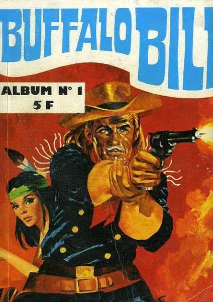 Buffalo Bill 1 - Album 1 (01, 02, 03)