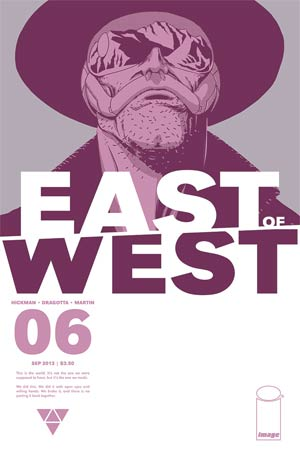 East of West 6 - Six: To Do Justly, And To Love Mercy