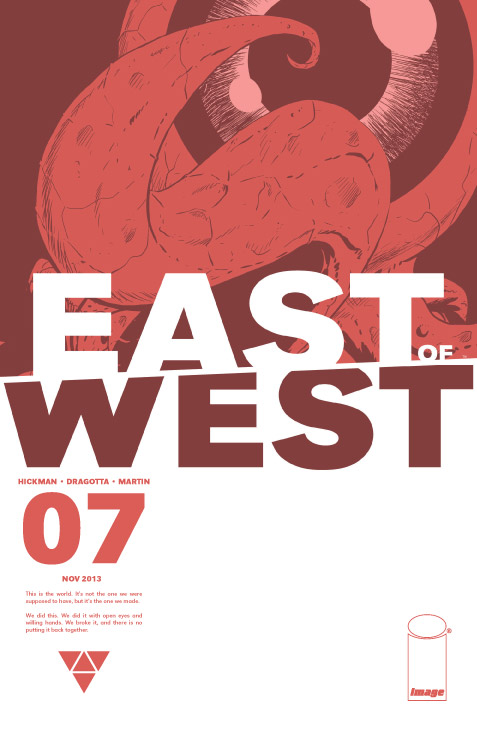 East of West 7 - Seven: The Pilgrimage