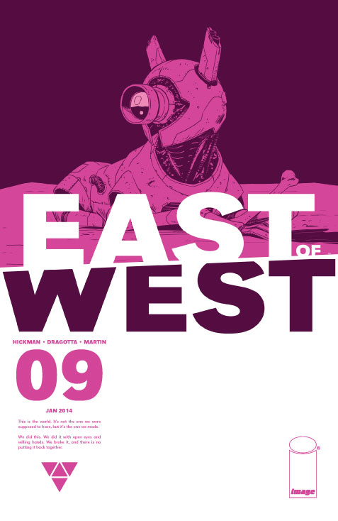 East of West 9 - Nine: A Kingdom of Riches