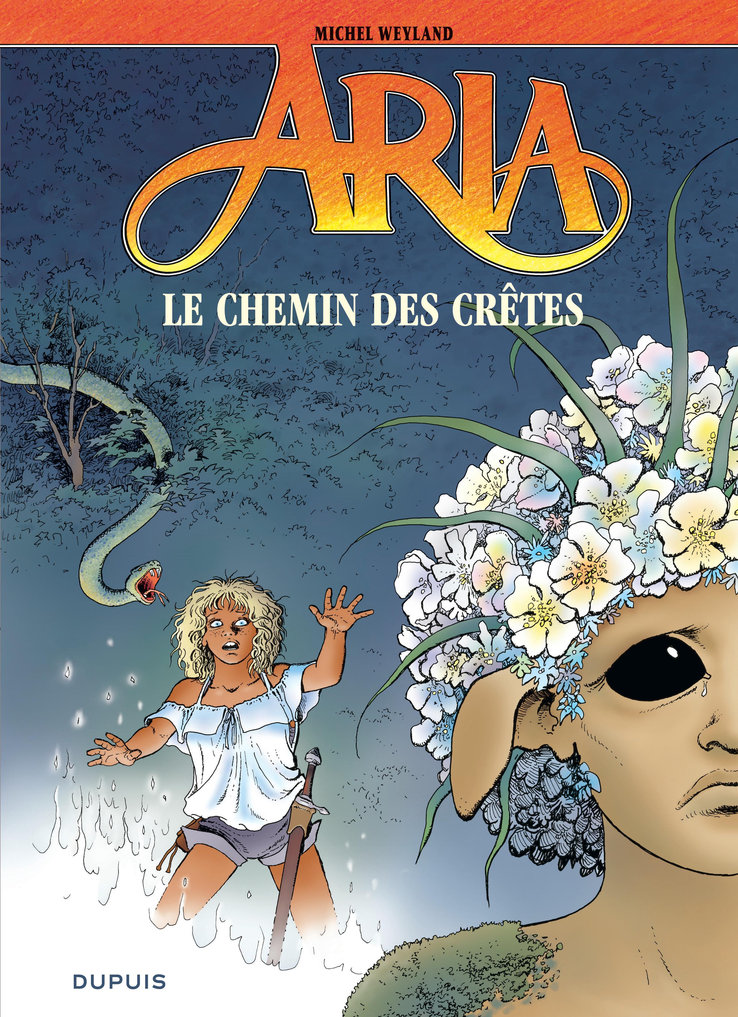 Aria 36 - Le chemin des crêtes