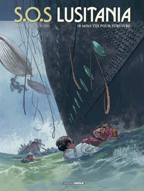 S.O.S. Lusitania 2 - Tome 2 : 18 minutes pour survivre