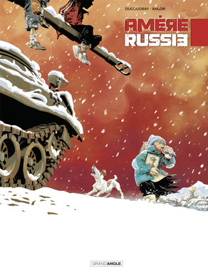 Amère Russie 1 - Tome 1