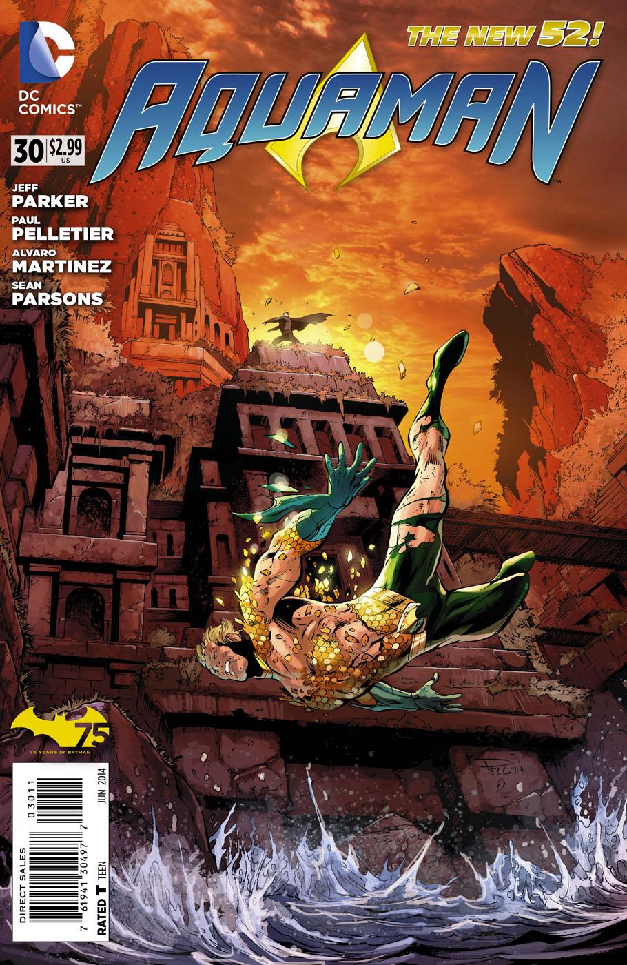 Aquaman 30 - 30 - cover #1