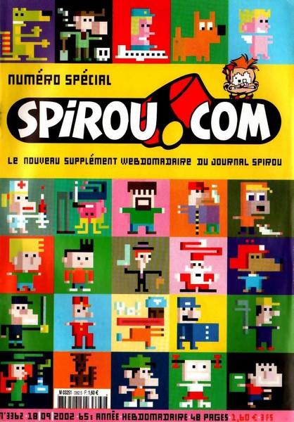 Le journal de Spirou 3362