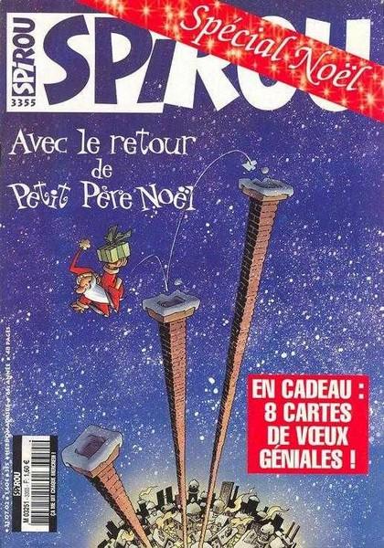 Le journal de Spirou 3355