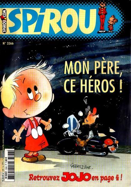 Le journal de Spirou 3366