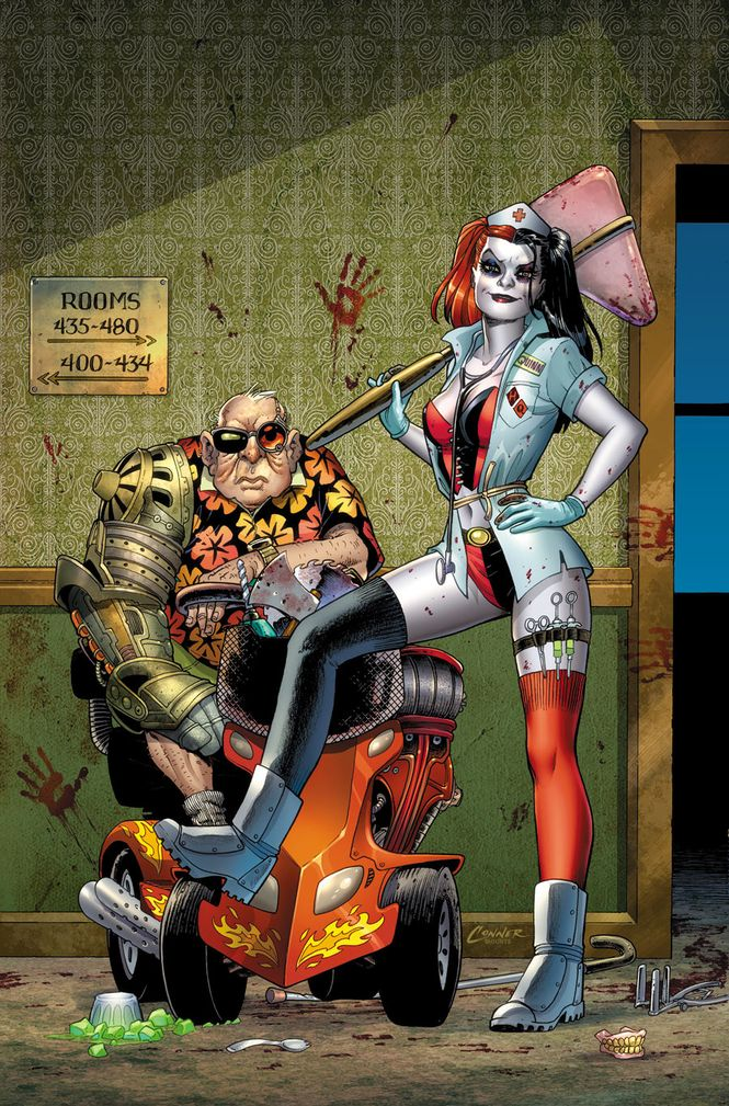 Harley Quinn 5 - The Hunt For Red Octogenarians