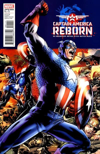 Captain America - Reborn 1