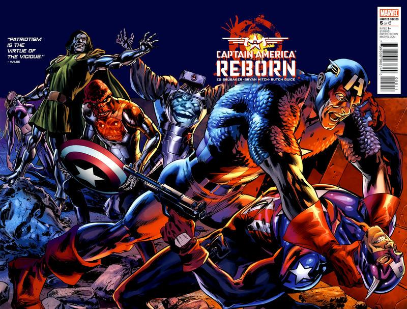 Captain America - Reborn 5