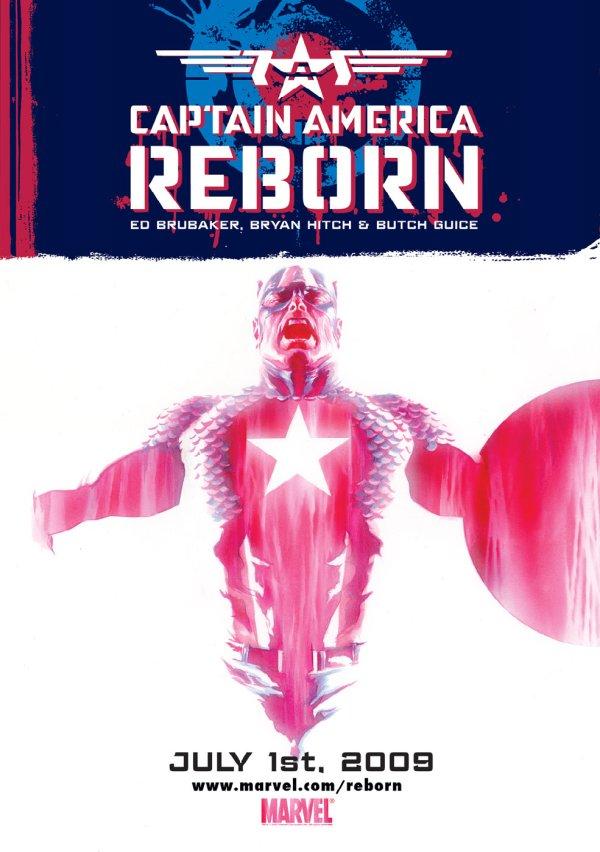 Captain America - Reborn 0 - Captain America, Reborn, Prologue