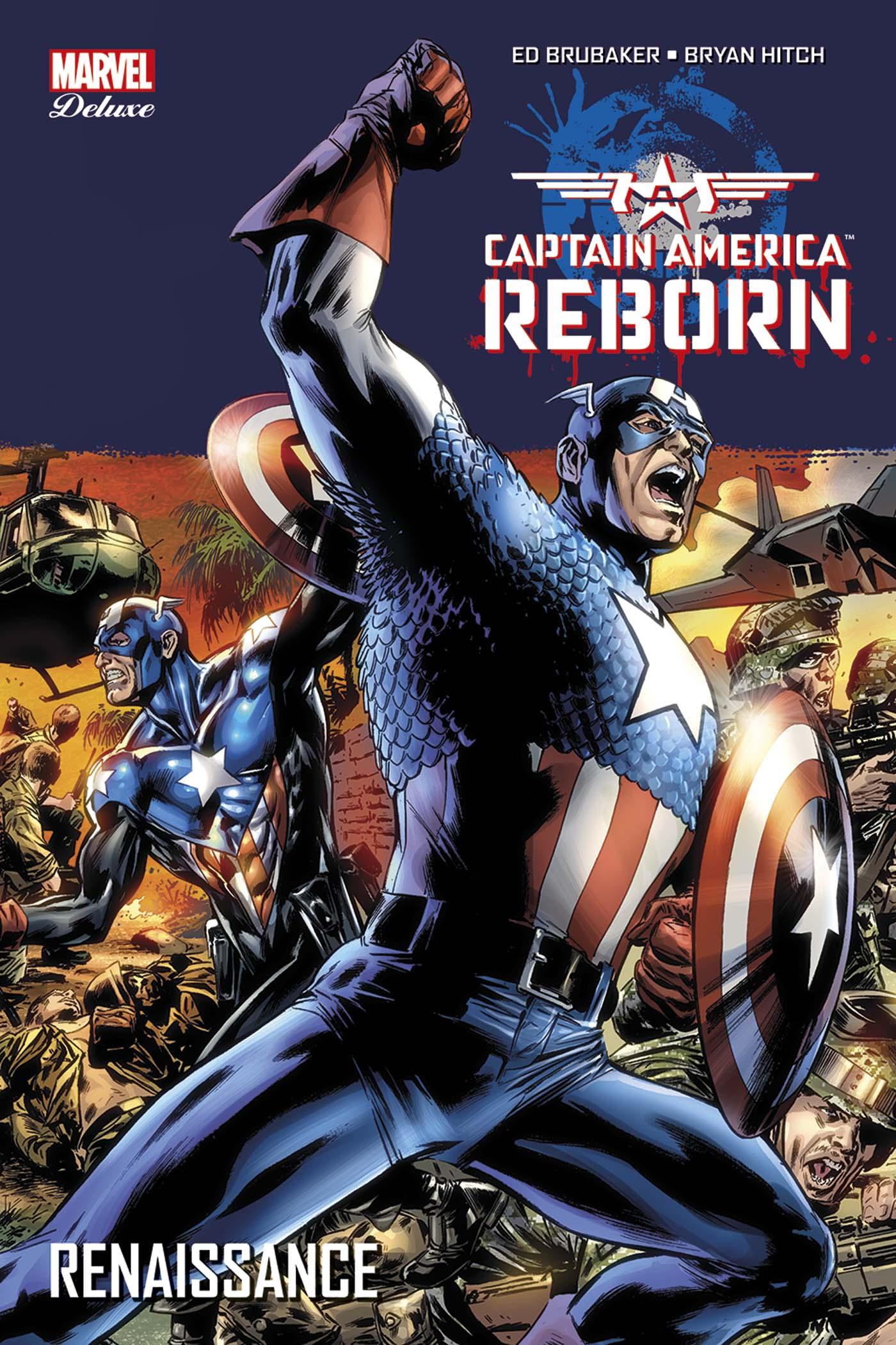 Captain America 5 - RENAISSANCE