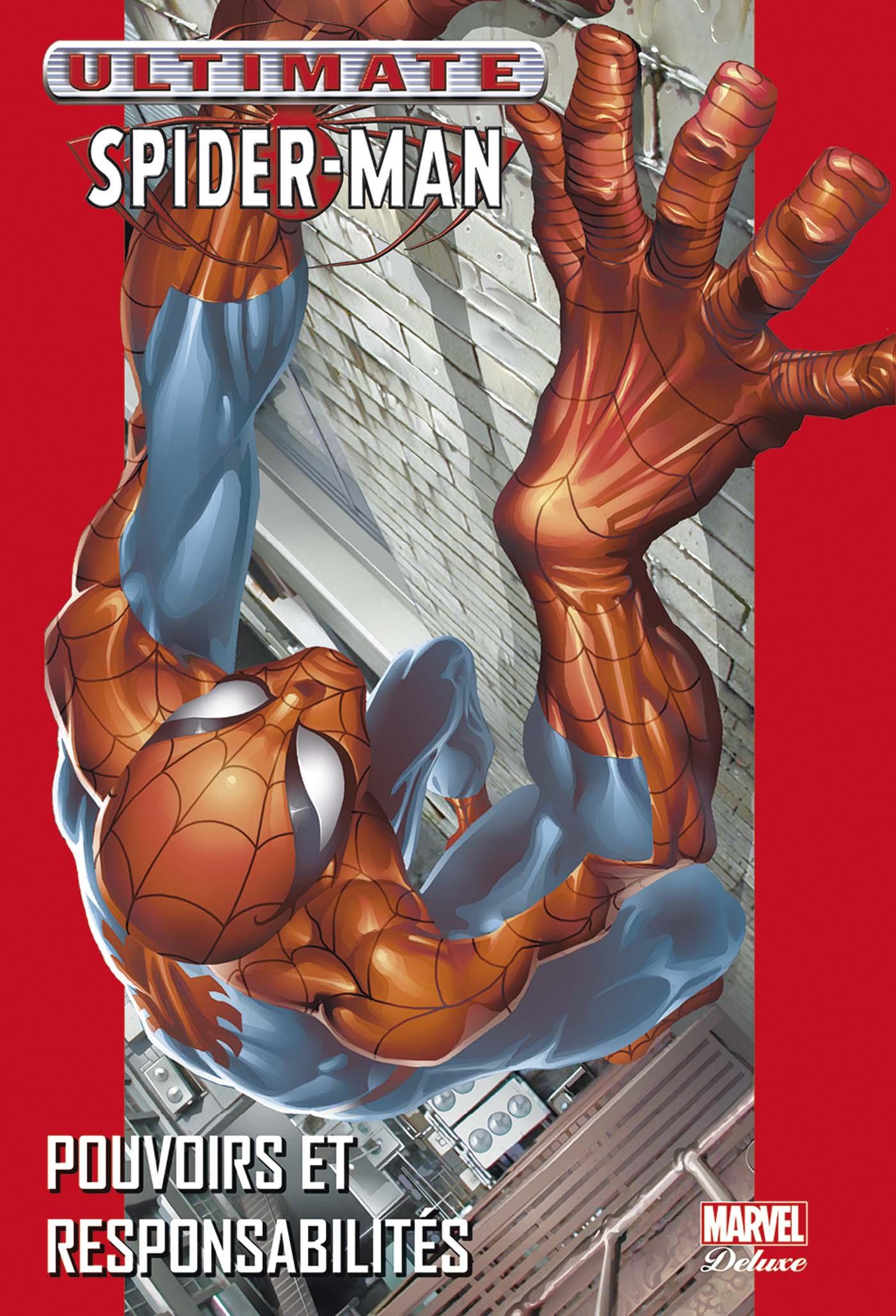 Ultimate Spider-Man 1 - Pouvoirs et responsabilités - Réédition 2014