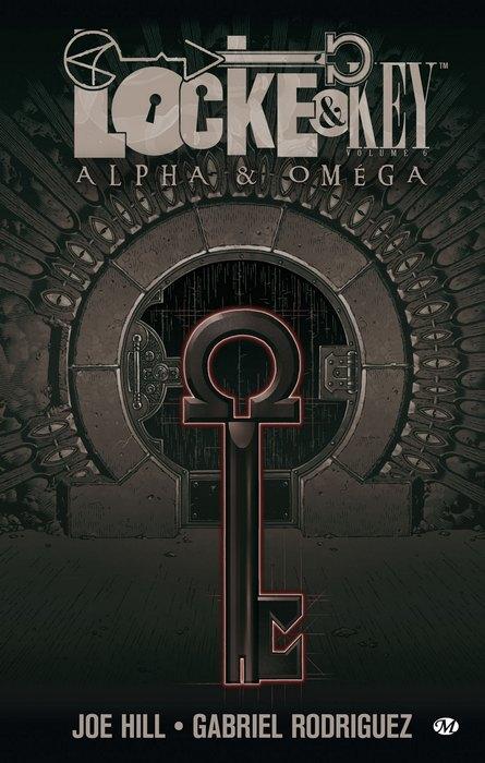 Locke and Key 6 - Alpha & Oméga