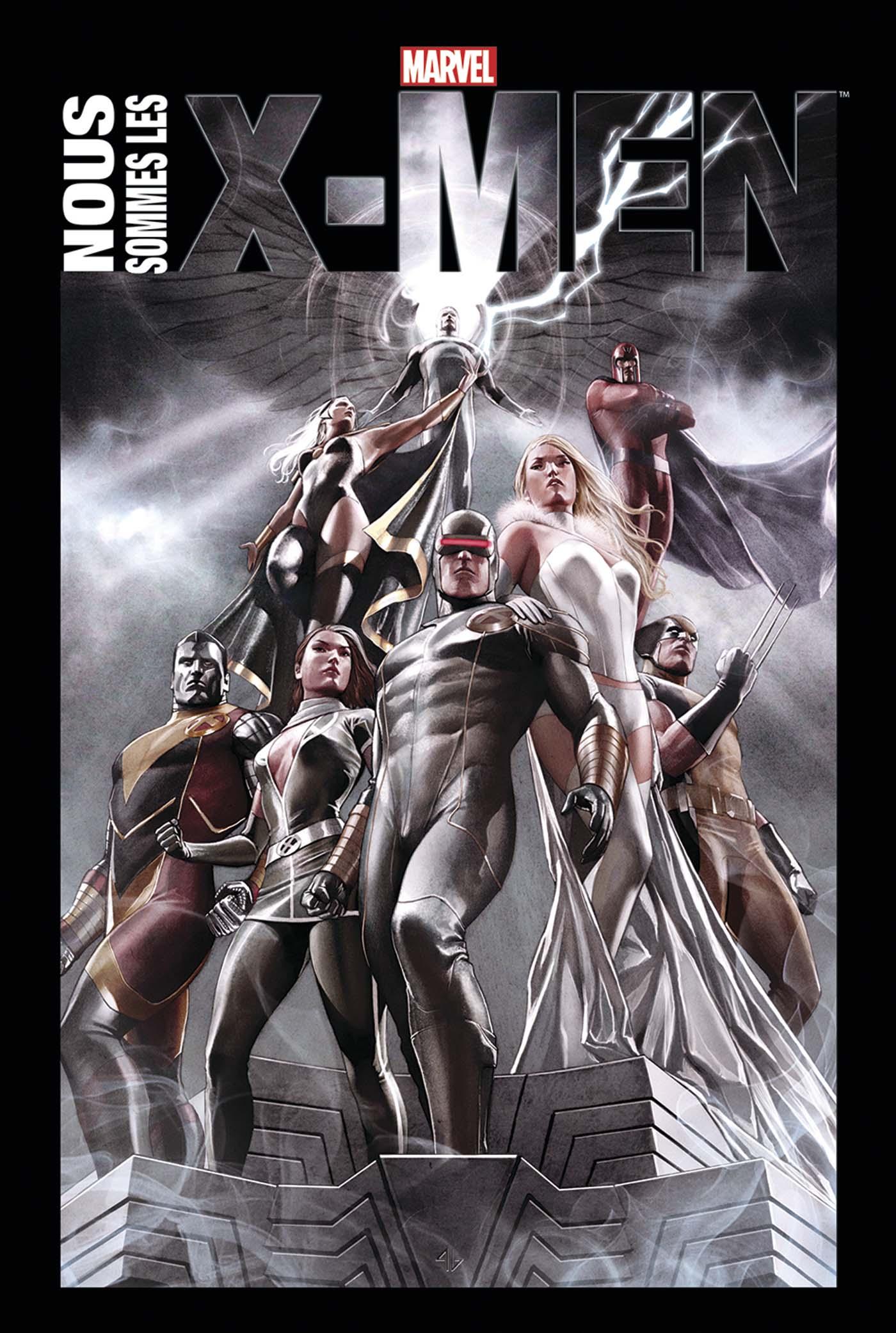 Nous sommes les X-Men 1 - Nous Sommes Les X-Men