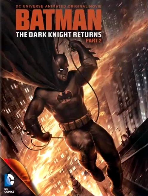 Batman: The Dark Knight Returns, Part 2 0
