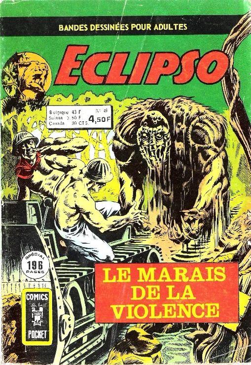 Eclipso 49 - LE MARAIS DE LA VIOLENCE