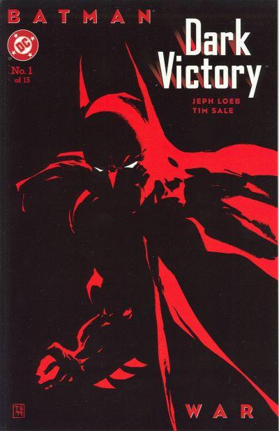 Batman - Amère Victoire 1 - War