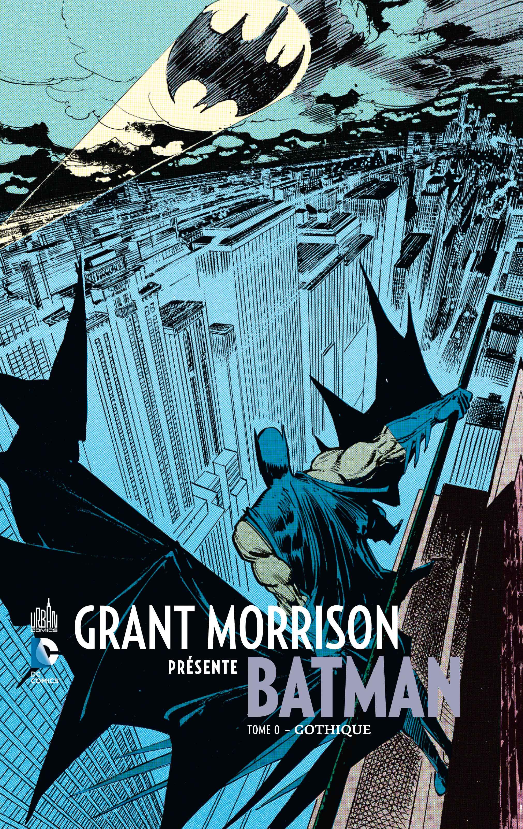 Grant Morrison Présente Batman 0 - Gothique