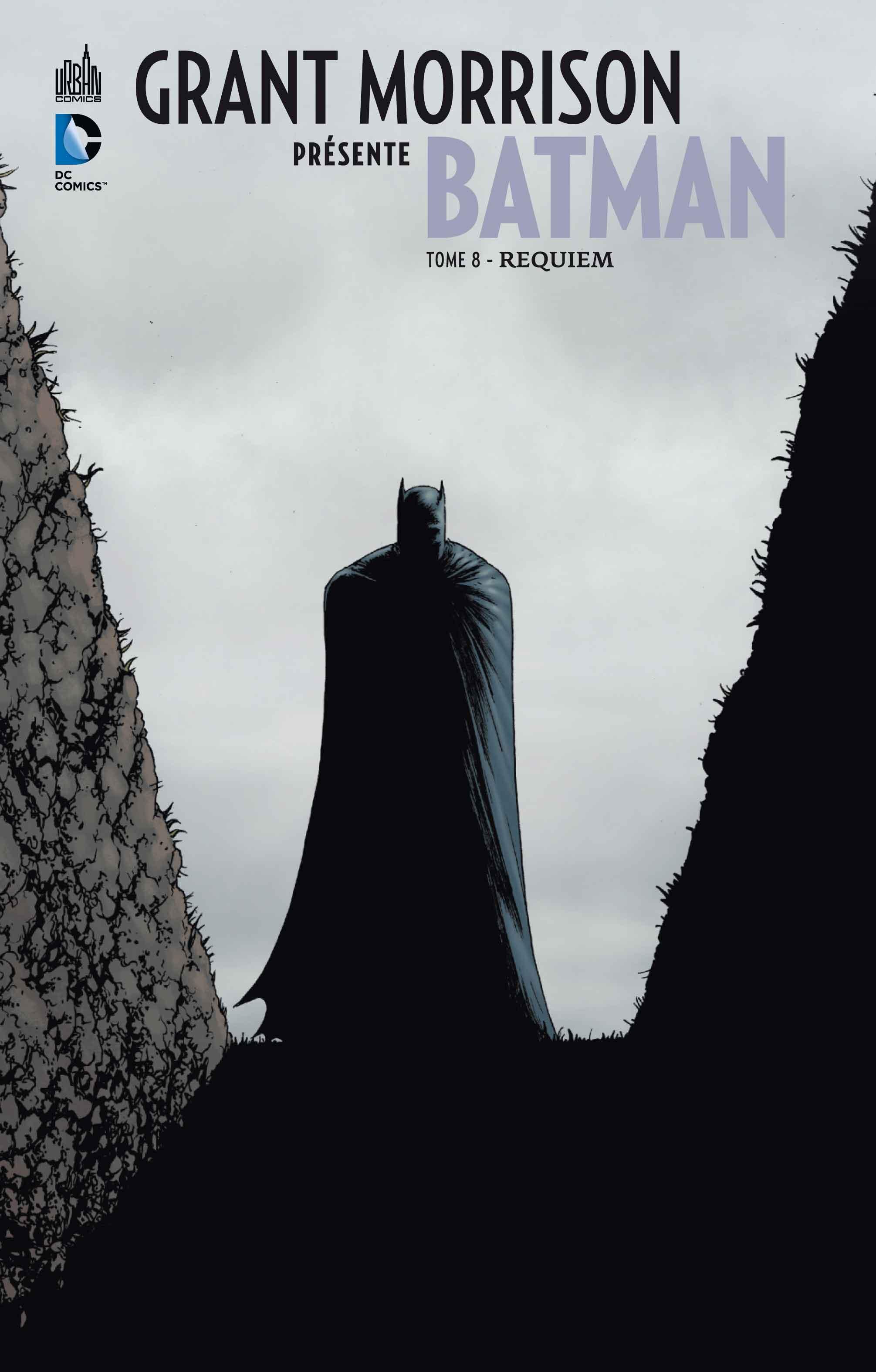 Grant Morrison Présente Batman 8 - Requiem