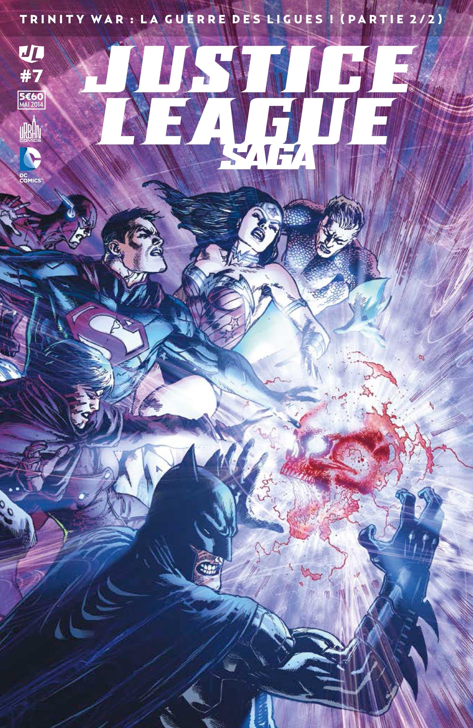 Justice League Saga 7