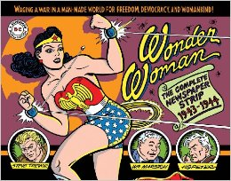 Wonder Woman: The Complete Newspaper Strip 1944-1945 1 - The complete newspaper strip 1944-1945