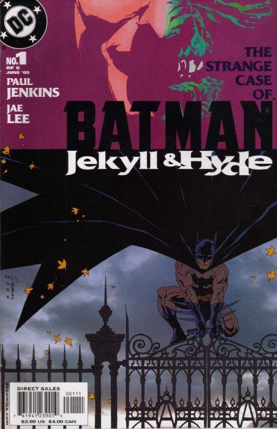 Batman - Jekyll & Hyde 1 - The Strange Case of Batman