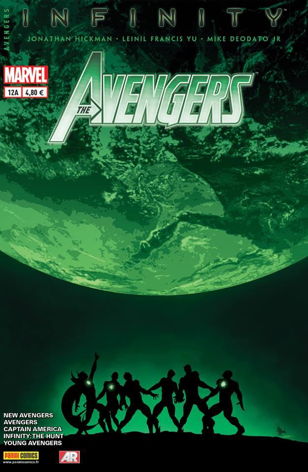 Avengers 12 - Couverture A