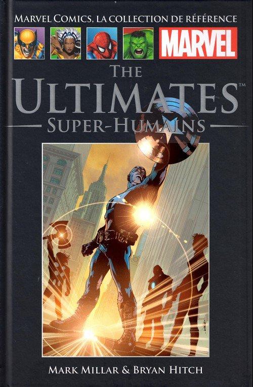 Marvel Comics, la Collection de Référence 27 - The Ultimates : Super-humains