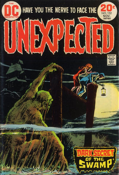The unexpected 152
