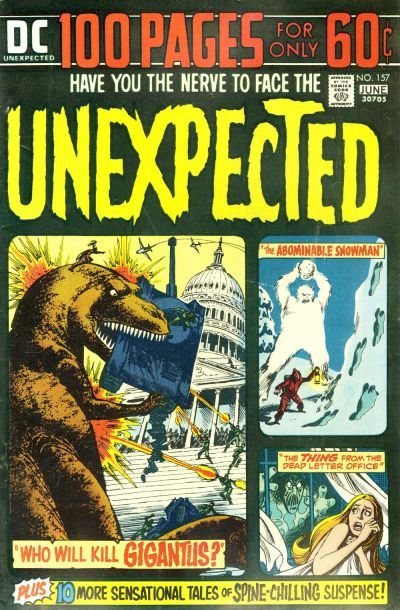 The unexpected 157