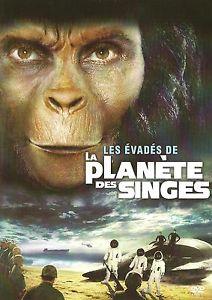 Les Évadés de la Planète des Singes 0 - Les Évadés de la Planète des Singes