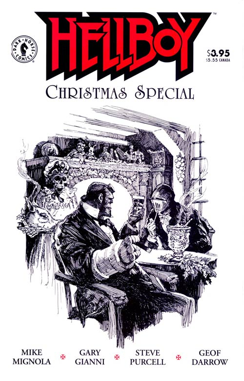 Hellboy - Christmas Special 1