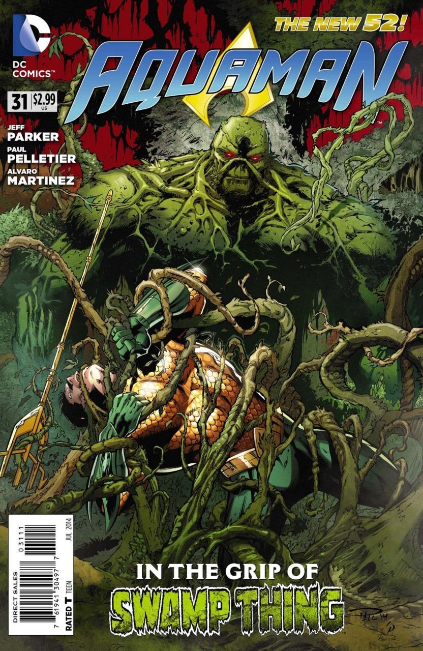 Aquaman 31 - 31 - cover #1