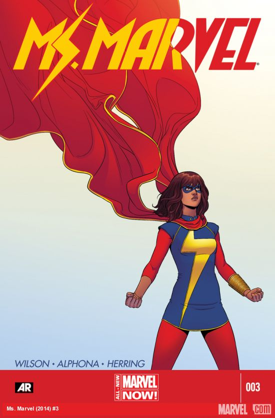 Ms. Marvel 3 - Side Entrance Part Three of Five