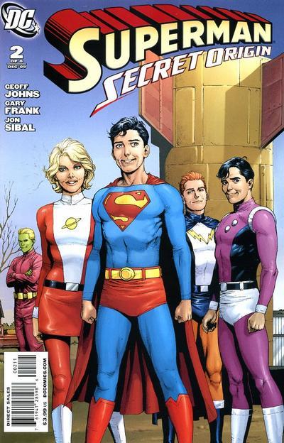 Superman - Origines secrètes 2 - Superboy and the Legion of Super-Heroes
