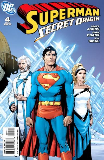 Superman - Origines secrètes 4 - Parasites