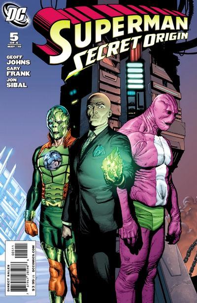 Superman - Origines secrètes 5 - Strange Visitor