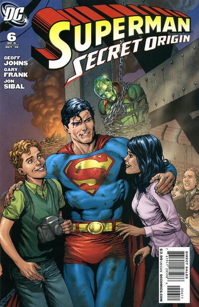 Superman - Origines secrètes 6 - The End
