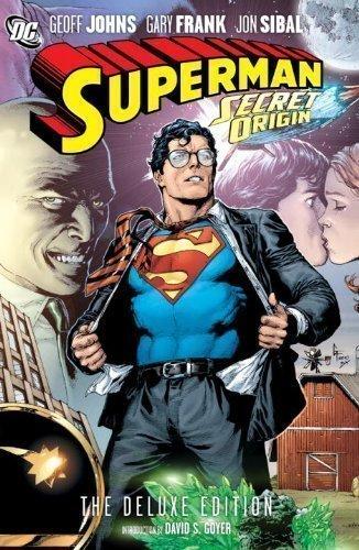 Superman - Origines secrètes 1 - Superman Secret Origin - The Deluxe Edition