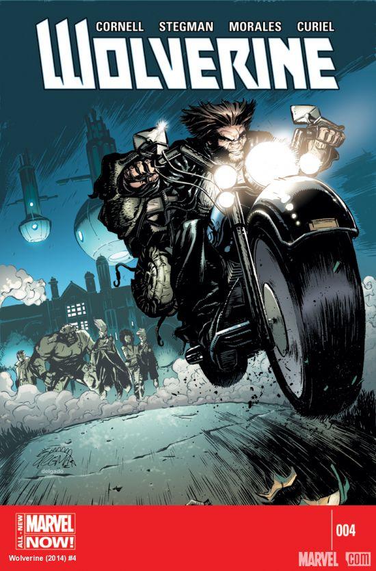Wolverine 4 - Rogue Logan Part 4 of 4